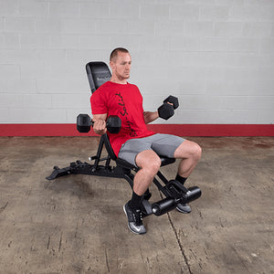 Pro Clubline Full Adjustable Bench SFID425