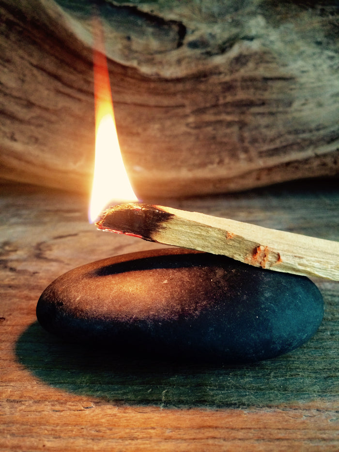 Palo Santo~Holy Wood