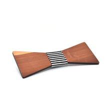 BOW TIE - Plum Classic - Woodnectar.com (woodnectar, wood, wooden box, cookie stamp, engraving)