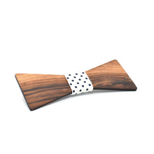 BOW TIE - Walnut Classic - Woodnectar.com (woodnectar, wood, wooden box, cookie stamp, engraving)