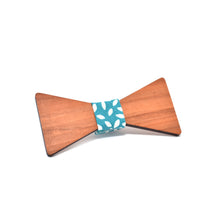 BOW TIE - Cherry (Mini) - Woodnectar.com (woodnectar, wood, wooden box, cookie stamp, engraving)