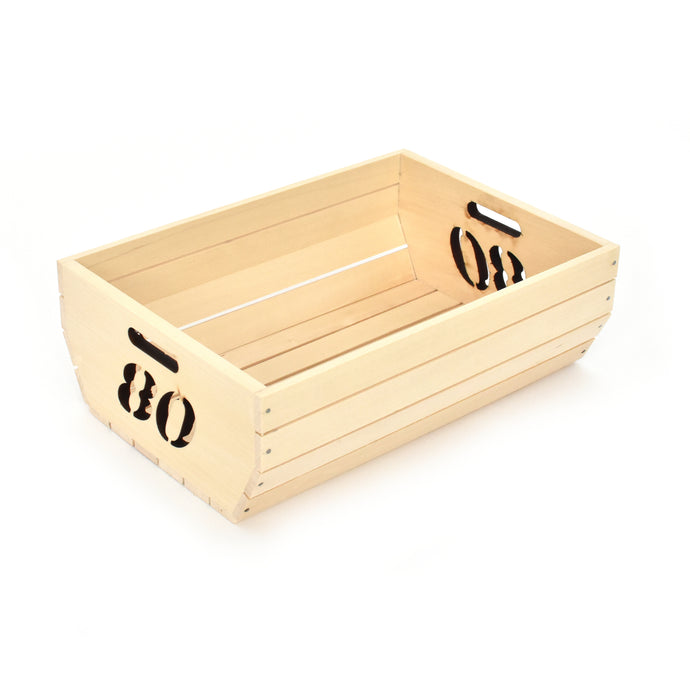 Wooden box - Eighty (80) - Woodnectar.com (woodnectar, wood, wooden box, cookie stamp, engraving)