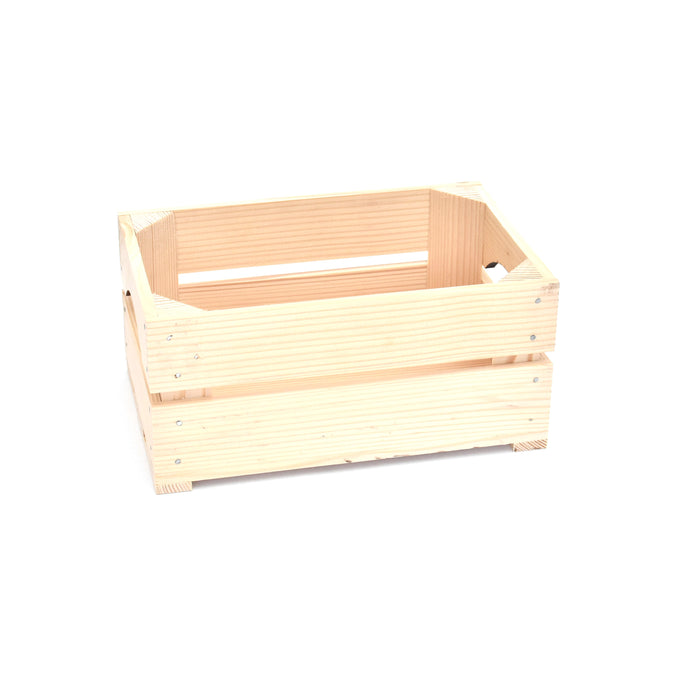 Wooden box - Robust Small - Woodnectar.com (woodnectar, wood, wooden box, cookie stamp, engraving)