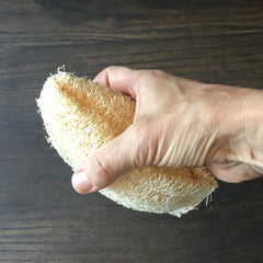 Luffa Kitchen or Cleaning sponge, 100% natural and biodegradable