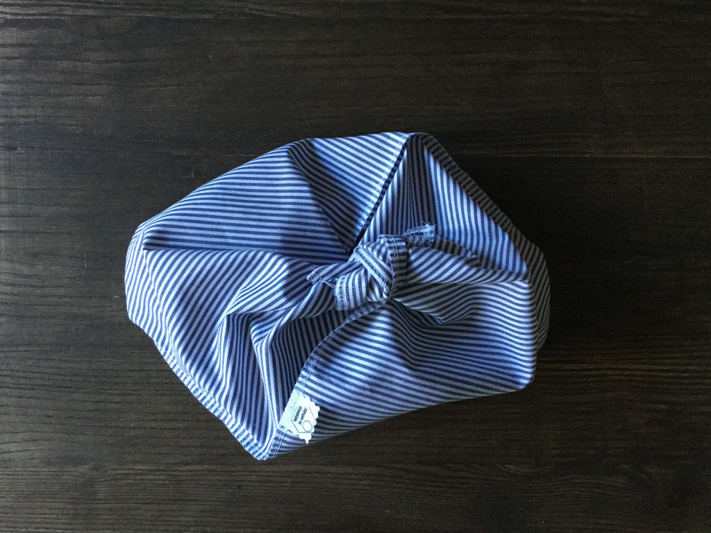 ZW Kit, Small, Blue/White stripes