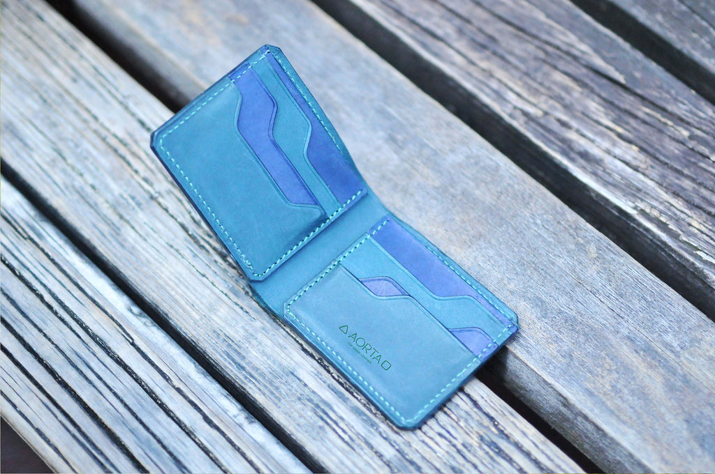 ARTERY :: Leather Wallet ::