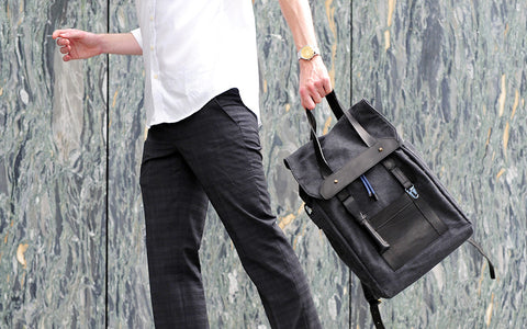 METACA ::Holdall Bag::