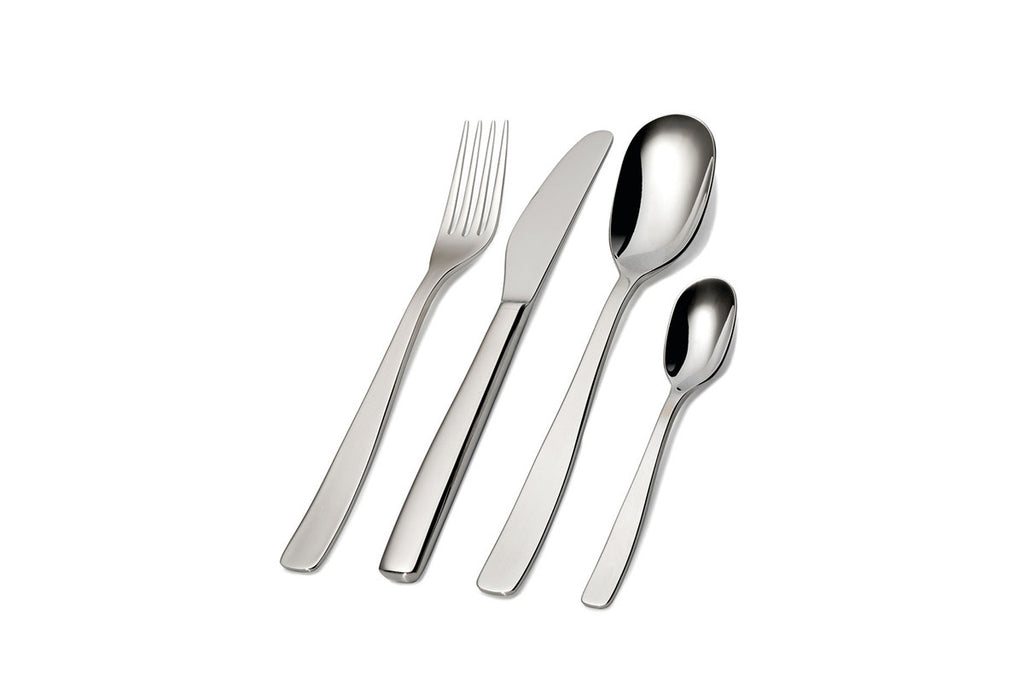 KnifeForkSpoon 24 pieces Cutlery Set, Jasper Morrison, Bibliotek Design Store