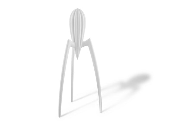 Juicy Salif Lemon Squeezer, White, Philippe Starck, Bibliotek Design Store