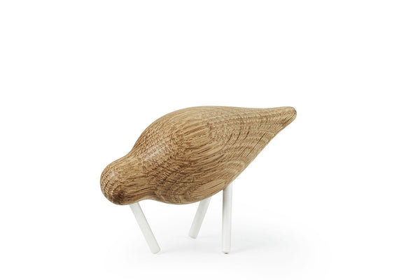 Normann Copenhagen Shorebird Small White | Home Decor | Bibliotek Design Store