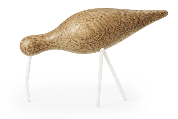 Normann Copenhagen Shorebird Large White | Home Decor | Bibliotek