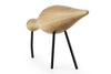 Normann Copenhagen Shorebird Large Black | Home Decor | Bibliotek
