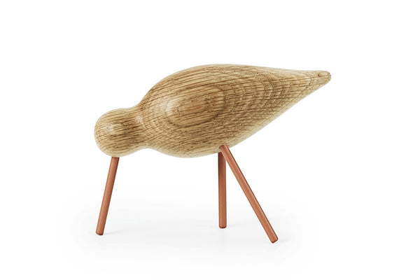 Normann Copenhagen Shorebird Medium Coral | Home Decor | Bibliotek