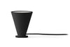 Menu Bollard Lamp, Black | Lighting & Lamps | Bibliotek Design Store