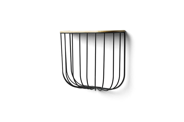 Menu FUWL Cage Shelf | Furniture & Shelves | Bibliotek Design Store