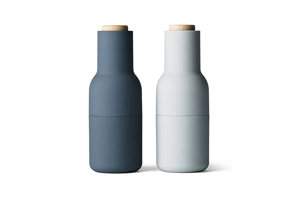 Menu Bottle Grinder Blues 2 pack | Kitchen Accessories | Bibliotek Design Store