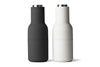 Menu Bottle Grinder Ash Carbon 2 pack | Kitchen Accessories | Bibliotek Design Store