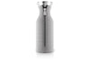 Eva Solo Fridge Carafe Woven Light Grey | Jugs and Carafes | Bibliotek