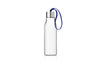 Eva Solo Drinking Bottle, Electric Blue | Drinkware & Water Bottles | Bibliotek Singapore