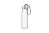 Eva Solo Drinking Bottle, Navy Blue | Drinkware & Water Bottles | Bibliotek Singapore