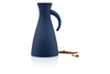 Eva Solo Vacuum Jug, Navy Blue Coffee Beans | Jugs and Carafes | Bibliotek