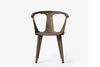 &Tradition In Between Chair SK1 Smoked Oiled Oak | Designer Chairs & Furniture | Bibliotek
