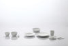 RICE Dinnerware Plates - Set of 4 or 6, Laura Straßer, Bibliotek Design Store