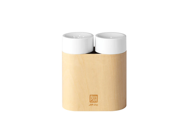 Taste Salt and Pepper Set, Office for Product Design, Bibliotek Design Store