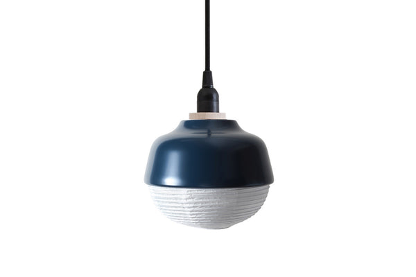 KIMU New Old Light Navy Blue | Lighting & Lamps | Bibliotek Design Store