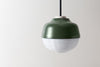 KIMU New Old Light Maze Green | Lighting & Lamps | Bibliotek Design