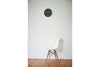 Mono Wall Clock Black Living Room | Wall Clocks Online | Bibliotek Singapore