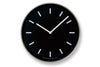Mono Wall Clock Black | Wall Clocks Online | Bibliotek Singapore