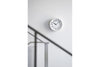 Lemnos Riki Steel Wall Clock II White | Wall Clocks Online | Bibliotek
