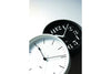 Lemnos Riki Steel Wall Clock I Black | Wall Clocks Online | Bibliotek
