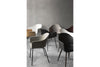 MENU Harbour Chair Olive with Steel Group | Chairs & Furniture | Bibliotek