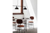 MENU Hubert Suspension Lamp - Black Dining Room | Pendant Lamps & Lighting | Bibliotek