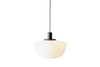 MENU Bank Pendant - Opal Lighted | Pendant Lamps & Lighting | Bibliotek Design
