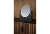 MENU Pepe Marble Mirror Black Lifestyle | Wall Mirrors & Furniture | Bibliotek