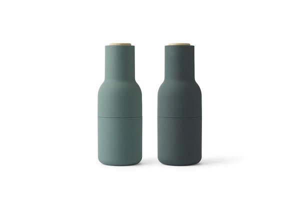 MENU Bottle Grinder Dark Green | Tableware & Kitchen Accessories | Bibliotek