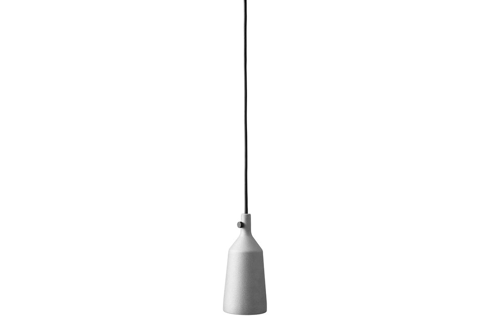 MENU Cast Pendant Lighting Shape 3 - Aluminum | Lighting Online | Bibliotek