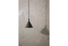 MENU Cast Pendant Lighting Shape 1 - Black Lifestyle | Buy Lighting Online | Bibliotek