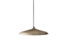 MENU Circular Lamp - Bronze | Pendant Lamps & Lighting | Bibliotek Design