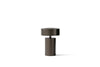 MENU Column Table Lamp, Bronze | Desk & Table Lamp | Bibliotek Design