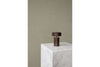 MENU Column Table Lamp, Bronze - On plinth | Desk & Table Lamp | Bibliotek Design
