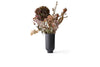 MENU Cyclades Vase - Large Black | Vases & Home Décor Accessories | Bibliotek
