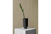 MENU Cyclades Vase Black - with Flower |Vases & Home Décor Accessories | Bibliotek