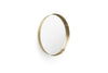 MENU Darkly Mirror Brass | Furniture Online Singapore | Bibliotek