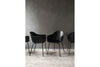 MENU Harbour Chair Black & Steel Group Shot | Chairs & Furniture | Bibliotek