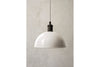 MENU Hubert Pendant, Ø24 - Ivory (Mood) | Pendant Lamps & Lighting | Bibliotek Design