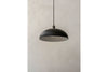 MENU Hubert Pendant Lamp, Ø45 - Black Lifestyle | Pendant Lamps & Lighting | Bibliotek